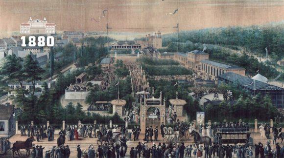 1880 – das Spektakel beginnt!