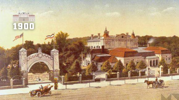 1900 – Berlins große Amüsiermeile