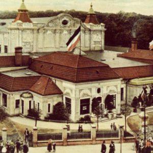 """1905 – Frivoles Rixdorf mit """"Musike"""""""