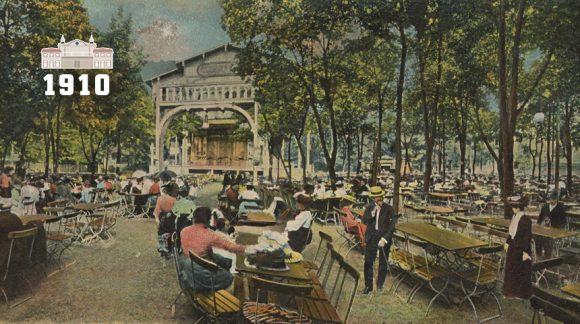 1910 – Bühne frei für das Vergnügen