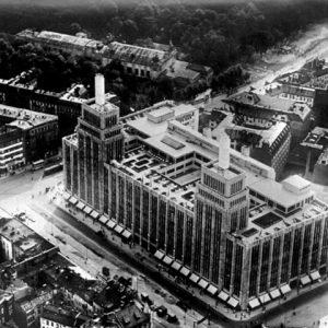 1929 – Karstadt Kaufhaus entsteht