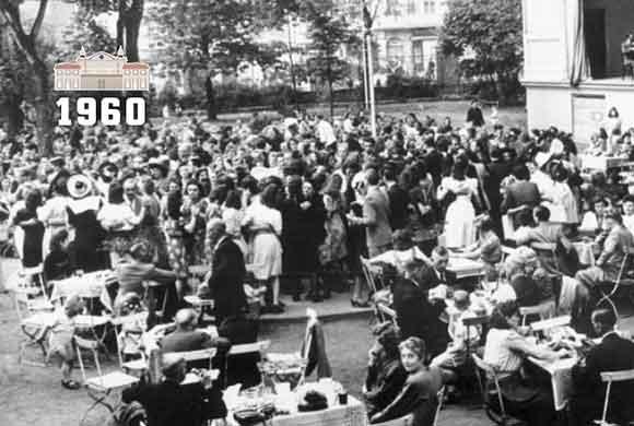 1960 – Das Leben geht weiter