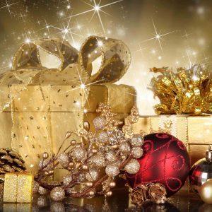 Weihnachten in Sicht