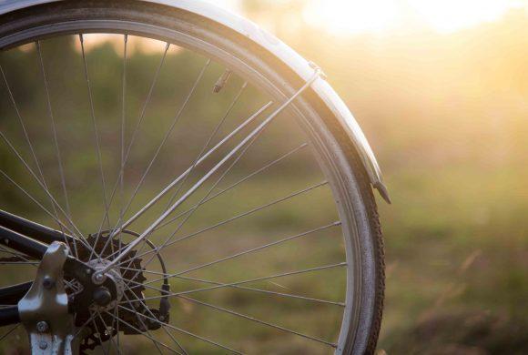 Mit dem Fahrrad in die NEUE WELT