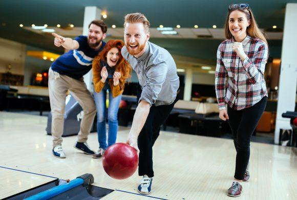 Endlich wieder Bowling!