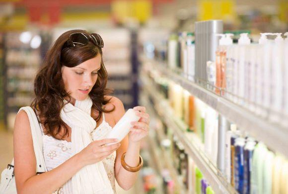Große Markenvielfalt bietet der Drogeriemarkt dm