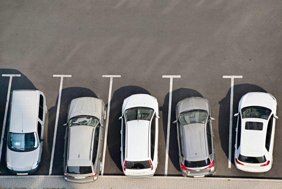 Parkplätze für Ihre Großeinkäufe